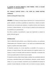 gestion ambiental 6 - UPNFM
