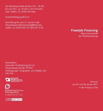 Flyer zum Seminar (PDF) - Infomedia-sh.de