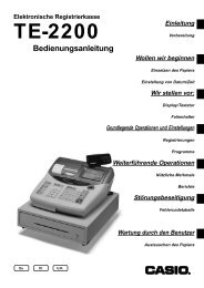 TE-2200 - A COMPUTER SOLUTION GmbH