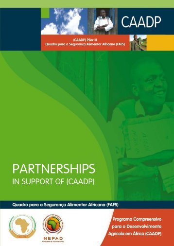 Programa Compreensivo para o Desenvolvimento ... - CAADP