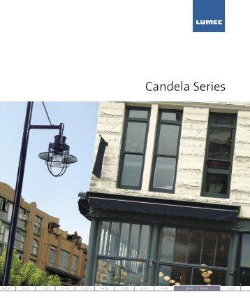 Candela Series - Architectural Lighting Associates (ALA, Inc.)