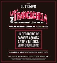 Descargar Gaceta La Francachela - La Francachela Bogotá