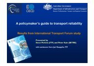 PDF: 1547 KB - Bureau of Infrastructure, Transport and Regional ...