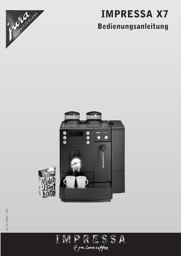 imp x7 d jura. Black Bedroom Furniture Sets. Home Design Ideas