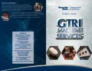 SERVICES - Georgia Tech Research Institute