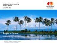 Andrew Mantis - Caribbean Hotel & Tourism Association