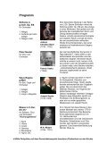 Programm - Konzertchor Wallisellen - Seite 4