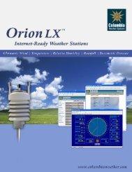 Brochure-Orion LX-8x11.p65 - ThomasNet