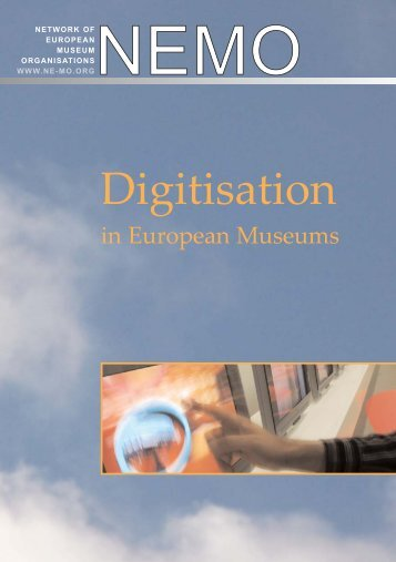 Digitisation - Network of European Museum Organisations