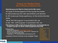 Vortrag DI Schulz / Planungsgemeinschaft Ost - Stadt-Umland ...