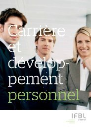carrière et développement personnel - lifelong-learning.lu