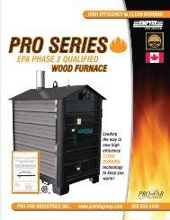 Pro series - Advanced Wood Heat