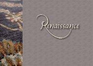 Renaissance ist die Wiedergeburt eines Teppichs mit ... - Wissenbach