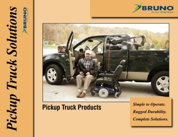 Pickup Truck Solutions