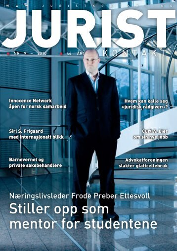 Juristkontakt 9 - 2010