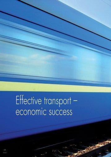 7 Transport - World Class Wales