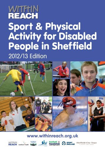 Sport & Physical Activity for Disabled People in ... - Within Reach