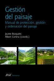 Gestión del paisaje - Generalitat de Catalunya