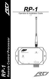 RP-1 R - MW-AUDIO
