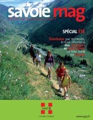 Sur les routes - Conseil Général de Savoie