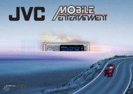 CD changer - Jvc