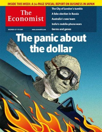 The Economist December 1st 2007 - Online Public Access Catalog