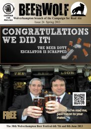 Acrobat PDF file (4.7MB) - Wolverhampton Campaign for Real Ale