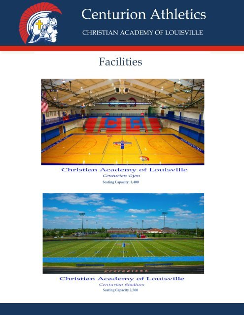 Centurion Athletics - Christian Academy School System