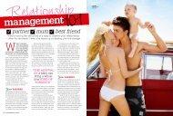 Relationship management 101 - Kimberly Gillan