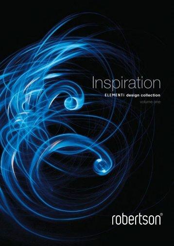 Inspiration - Robertson