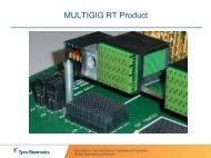 MULTIGIG RT Product