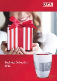 Business Collection 2012 - Rastal