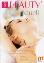 Beauty aktuell - Vegetodynamik nach Margot Esser