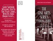2008-09 Fine Arts Brochure.Q - Lutheran Church of the Good ...