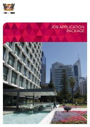 Job Application Package.pdf - City of Perth
