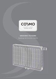 COSMO Grzejniki płytowe - BIMs PLUS