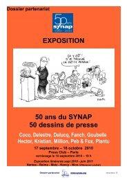 une exposition de dessins de presse - Académie de Nancy-Metz