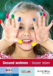 Gesund wohnen – besser leben - Wohnservice Wien
