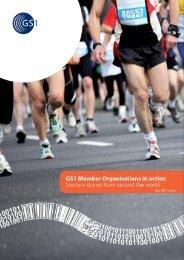 Download the GS1 Member Organisations in Action brochure