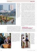 Megacities am Rande des Kollaps? - Goethe-Universität - Seite 3