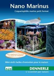 Nano Marinus (PDF, ca. 3,15 MB) - Dennerle