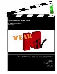 Multimedia Designer Program, Odense
