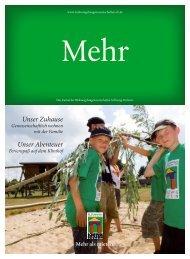 Unser Abenteuer - Die Wohnungsbaugenossenschaften Schleswig ...