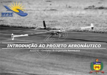 Aula 2 - UFSC Aerodesign
