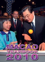Macao Yearbook 2010