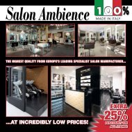 ...AT INCREDIBLY LOW PRICES! - Salon Ambience