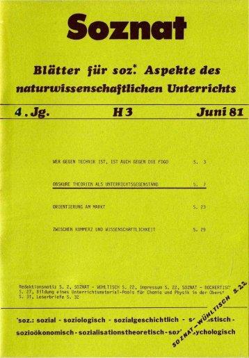 Heft 3/1981