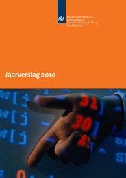 AIVD Jaarverslag 2010 - Nationaal Coördinator ...