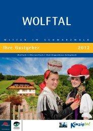 Gastgeberverzeichnis hier herunterladen - Oberwolfach