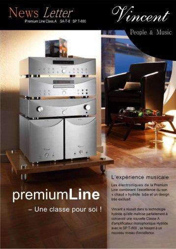 premiumLine - Vincent-Audio.com